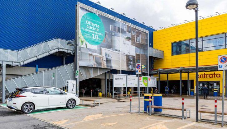 Nissan e IKEA promuovono la mobilità elettrica in Italia - Foto 8 di 12