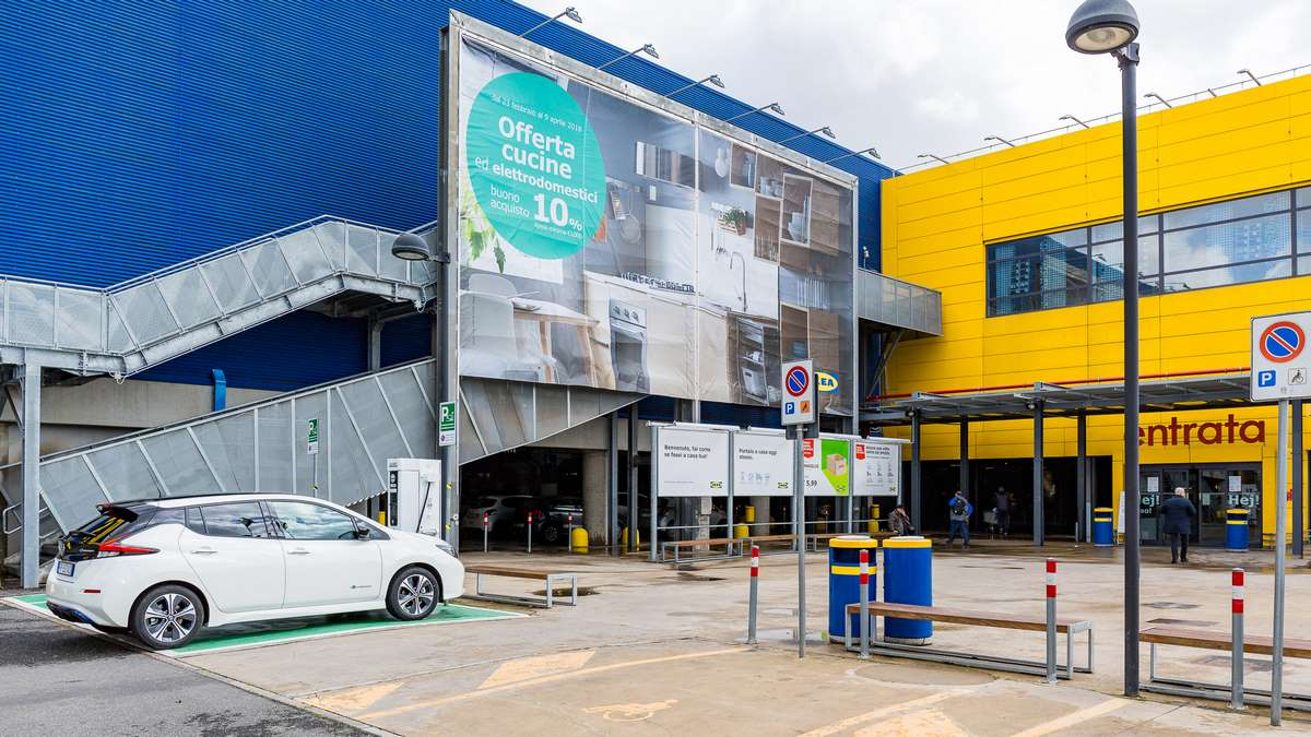 IKEA dal 2025 utilizzerà solo auto elettriche per i trasporti dei ...