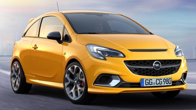 Opel Corsa GSi: la sportiva torna a listino dopo 25 anni - Foto 1 di 6