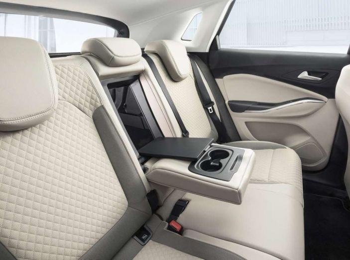 Opel Grandland X prova su strada, motorizzazioni e consumi - Foto 13 di 27