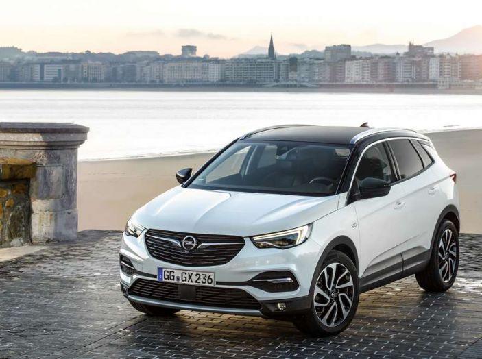 Opel Grandland X prova su strada, motorizzazioni e consumi - Foto 9 di 27