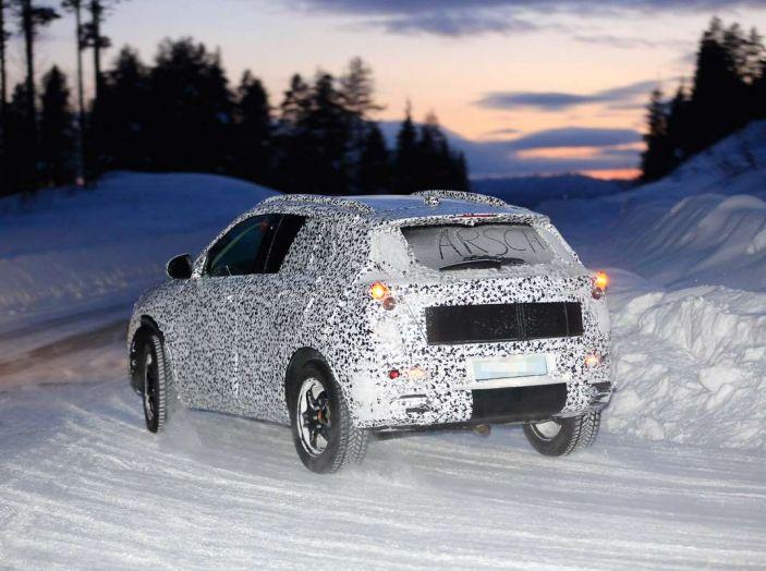 Opel Mokka X 2019, la nuova generazione impegnata nei test - Foto 6 di 6