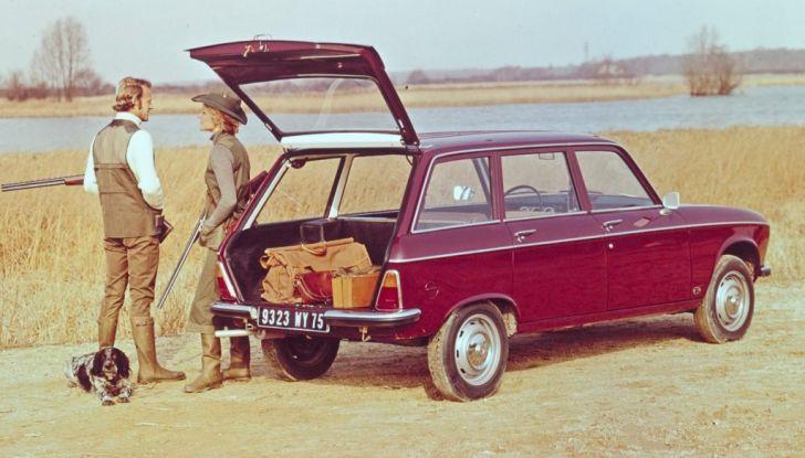 Peugeot 204 Diesel - Foto  di