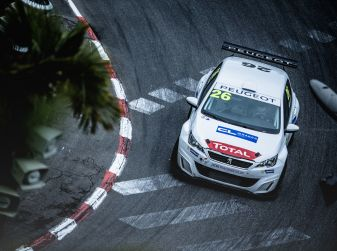 Peugeot 308 Racing Cup 2018: un orizzonte europeo