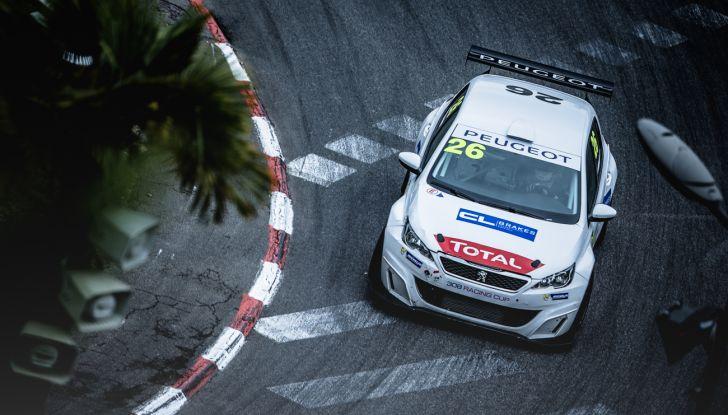 Peugeot 308 Racing Cup 2018: un orizzonte europeo - Foto  di