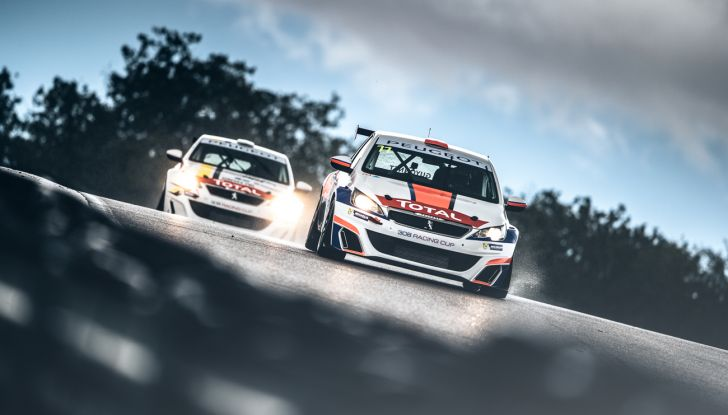 Il trofeo monomarca europeo Peugeot 308 Racing Cup - Foto 2 di 3