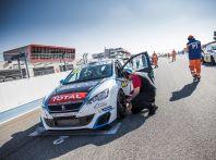 Il trofeo monomarca europeo Peugeot 308 Racing Cup