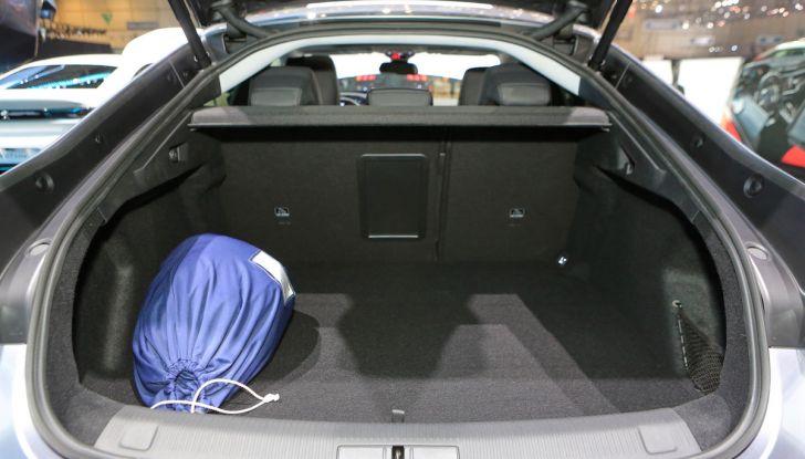 Peugeot 508 2018, la berlina del Leone per rinnovare il segmento - Foto 13 di 20