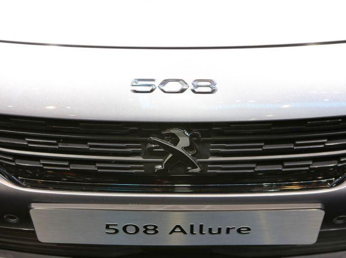 Peugeot 508 2018, la berlina del Leone per rinnovare il segmento - Foto 14 di 20