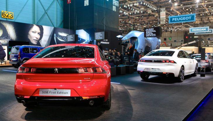 Peugeot dà il via alla rivoluzione elettrica - Foto 15 di 20