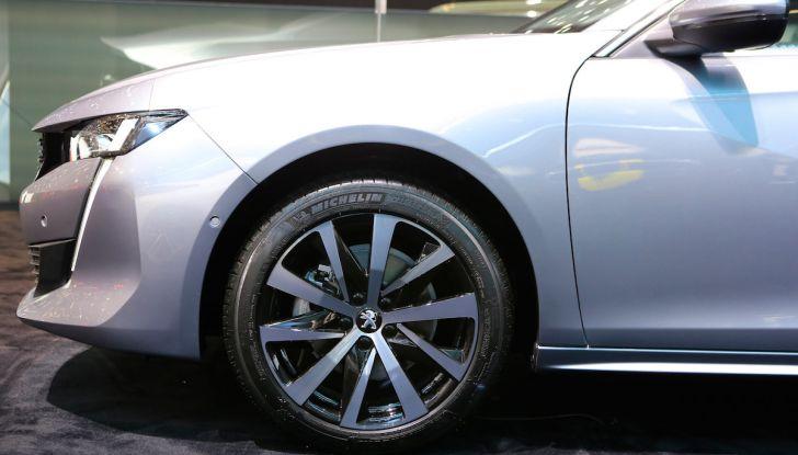 Peugeot 508 2018, la berlina del Leone per rinnovare il segmento - Foto 6 di 20