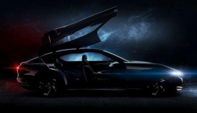 Pininfarina HK GT, la coupè che si ispira alla Aurelia B20
