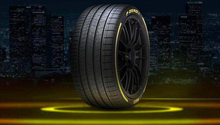 Pirelli Cyber Car, pneumatici in dialogo con le auto: ecco il futuro secondo la P Lunga - Foto 6 di 8