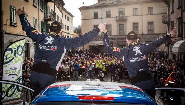 Rally del Ciocco – Alcune curiosità di Peugeot ma non solo - Foto 2 di 3