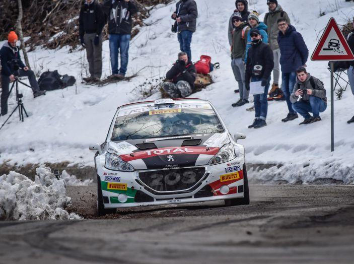 Pollara (Peugeot 208 T16 ufficiale) costretto al ritiro al Ciocco - Foto 4 di 4