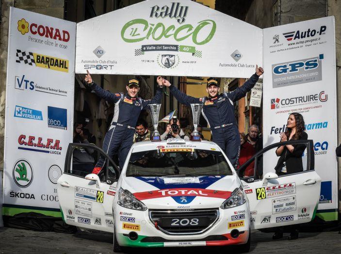 Rally del Ciocco – Alcune curiosità di Peugeot ma non solo - Foto 3 di 3