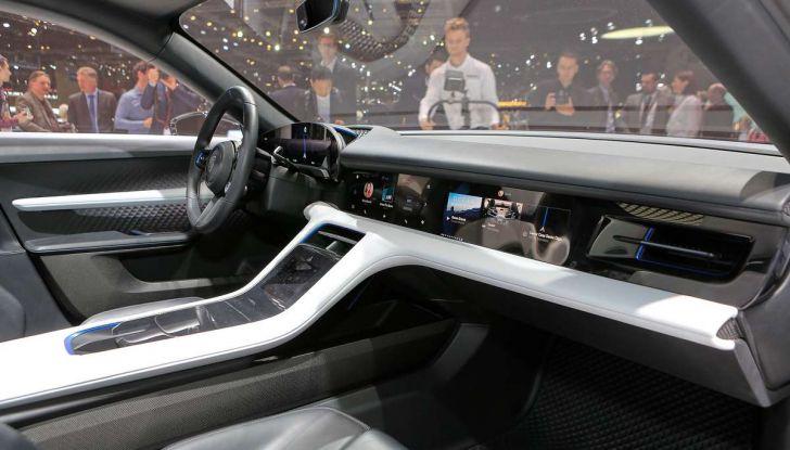 Ginevra 2018: le auto elettriche presentate al Salone - Foto 9 di 33