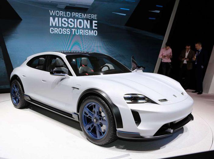 Ginevra 2018: le auto elettriche presentate al Salone - Foto 10 di 33