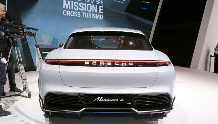 Ginevra 2018: le auto elettriche presentate al Salone - Foto 11 di 33