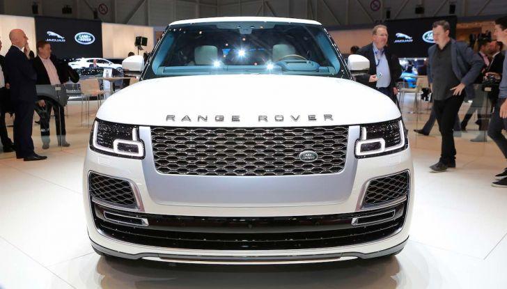 Range Rover SV Coupé 2018: 999 esemplari per il 70° anniversario - Foto 2 di 16