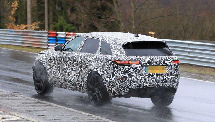 Range Rover Velar SVR, il SUV britannico in versione sportiva - Foto 4 di 21