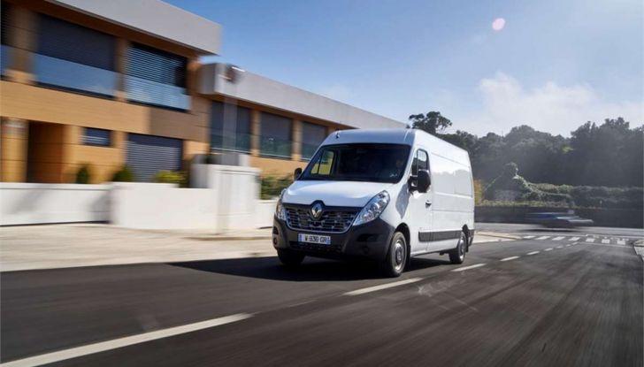 Renault Master Z.E., il commerciale diventa elettrico - Foto 2 di 8