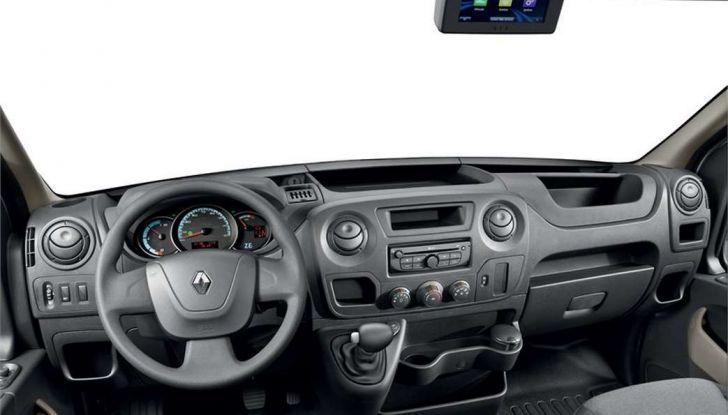 Renault Master Z.E., il commerciale diventa elettrico - Foto 5 di 8