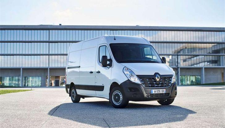 Renault Master Z.E., il commerciale diventa elettrico - Foto 1 di 8