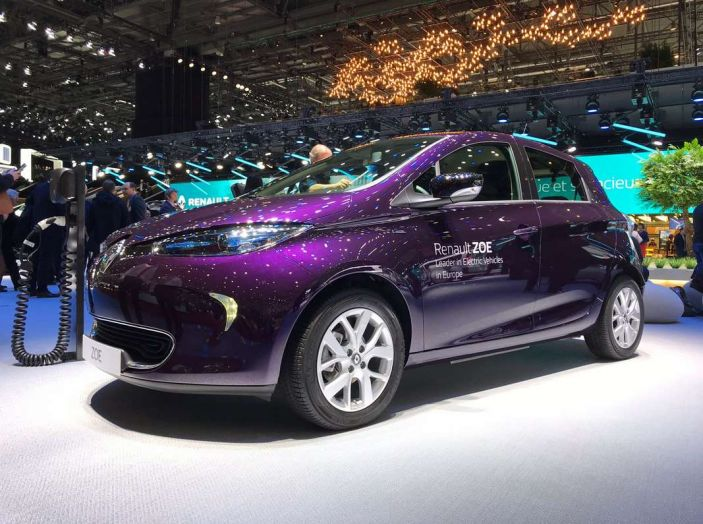 Il car sharing by Renault debutta a Latina con Eppy - Foto 1 di 7