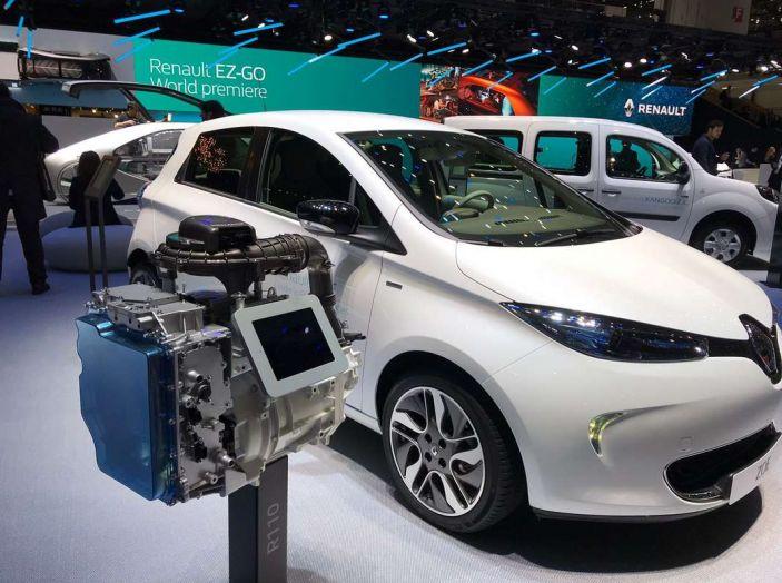 Il car sharing by Renault debutta a Latina con Eppy - Foto 2 di 7