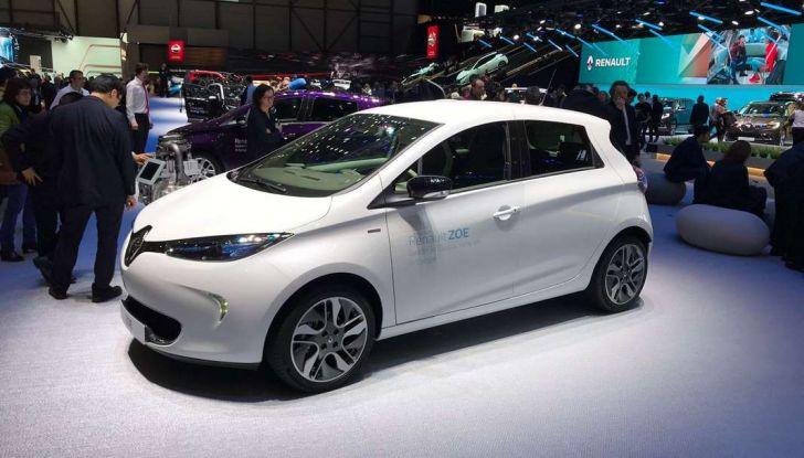 Il car sharing by Renault debutta a Latina con Eppy - Foto 4 di 7
