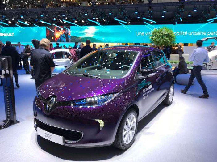 Il car sharing by Renault debutta a Latina con Eppy - Foto 5 di 7