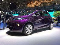Renault ZOE MY2018 con nuovo motore R110 da 108 CV