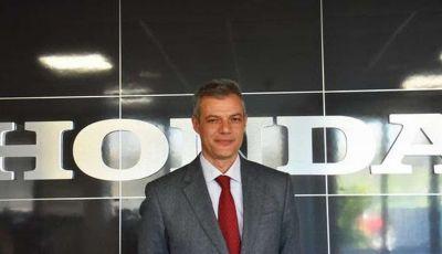 Simone Mattogno nuovo Direttore Generale Auto di Honda Motor Europe Italia