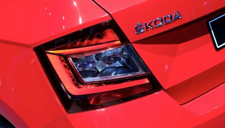 Skoda Fabia Restyling 2018 nuovo design ed equipaggiamenti - Foto 7 di 10