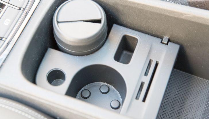 Prova su strada Skoda Karoq 1.5 TSI qualità tedesca, prezzo intelligente - Foto 22 di 31