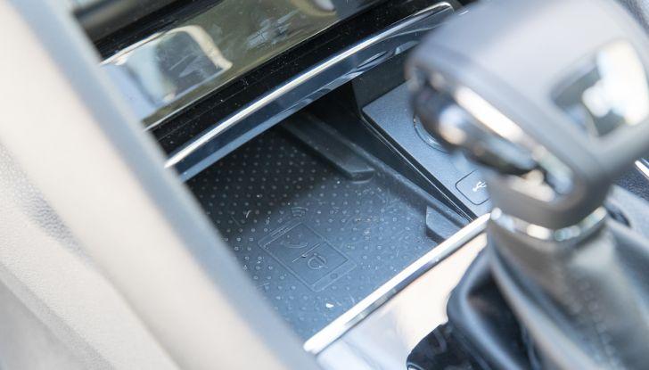 Prova su strada Skoda Karoq 1.5 TSI qualità tedesca, prezzo intelligente - Foto 24 di 31