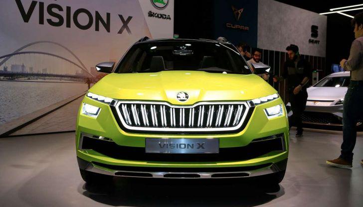 Ginevra 2018: le auto elettriche presentate al Salone - Foto 17 di 33