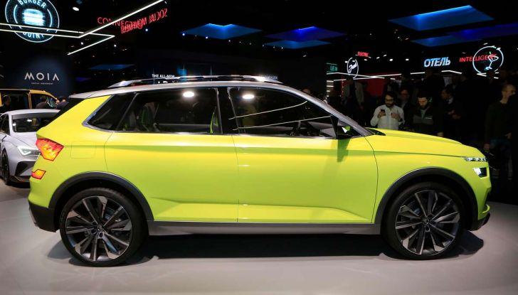 Ginevra 2018: le auto elettriche presentate al Salone - Foto 14 di 33
