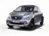 Smart ForFour Crosstown Edition in vendita online da 23.350 euro