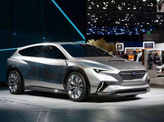 Subaru Viziv Tourer Concept, la nuova due volumi giapponese