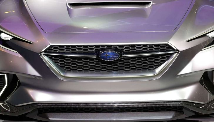 Subaru Viziv Tourer Concept, la nuova due volumi giapponese - Foto 14 di 14