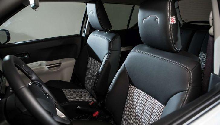 Suzuki Ignis Ginza, versione limitata con prezzi da 18.950 euro - Foto 5 di 11