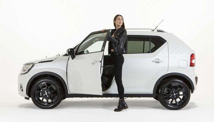 Suzuki Ignis Ginza, versione limitata con prezzi da 18.950 euro - Foto 7 di 11
