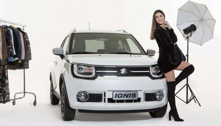 Suzuki Ignis Ginza, versione limitata con prezzi da 18.950 euro - Foto 9 di 11