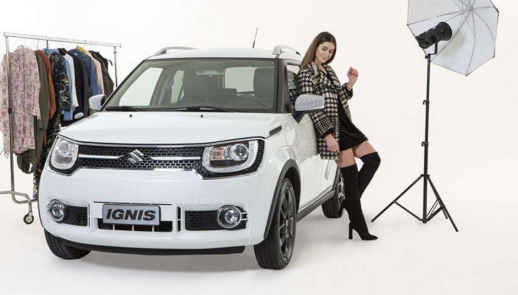 Suzuki Ignis Ginza, versione limitata con prezzi da 18.950 euro - Foto 2 di 11