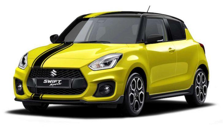 Suzuki Swift Sport BeeRacing, versione sportiva da 18.000 euro - Foto 2 di 8
