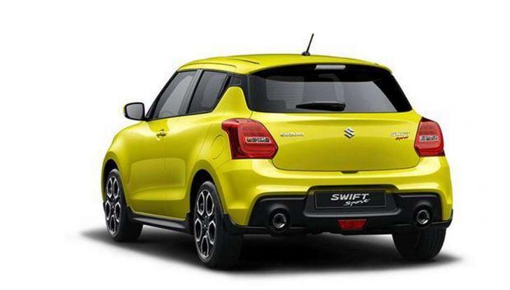 Suzuki Swift Sport BeeRacing, versione sportiva da 18.000 euro - Foto 4 di 8