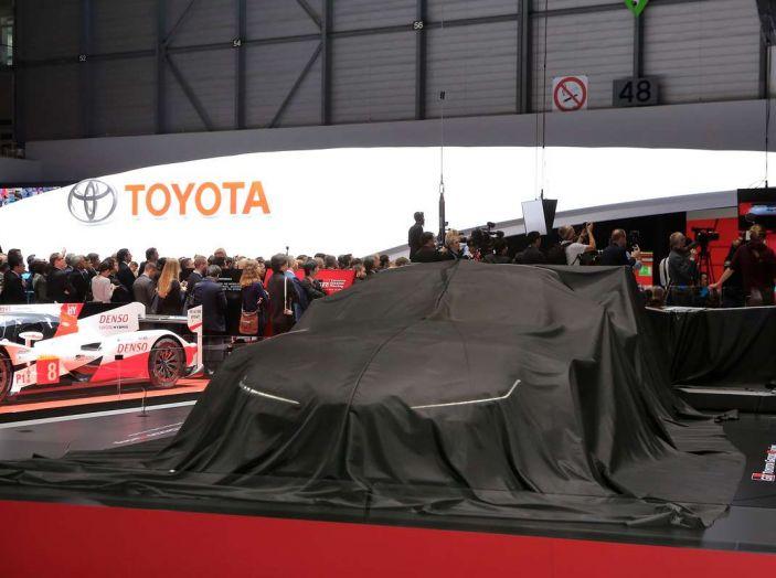 Toyota GR Supra Racing, il ritorno del mito - Foto 6 di 18