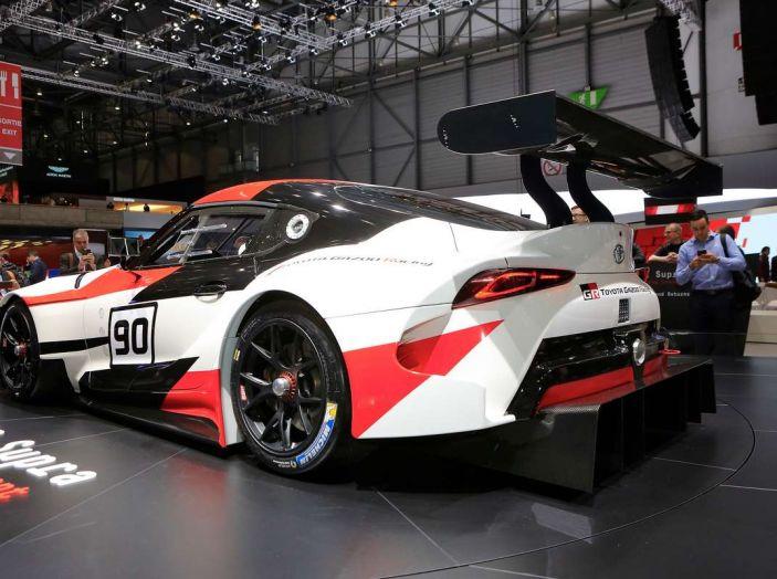 Toyota GR Supra Racing, il ritorno del mito - Foto 8 di 18